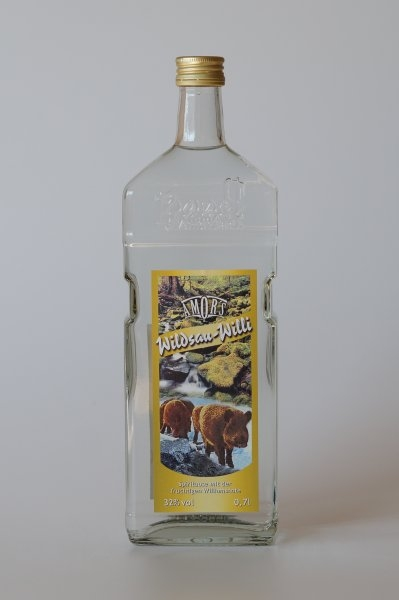 Wildsau Willi, 32 %vol.;  0,7 Liter