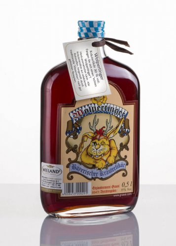 Wolpertinger; 35 % Vol.; 0,5 Liter