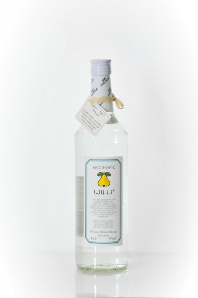 "Freihof´s ""Willi""; 35 % vol.; 1,0 Liter"