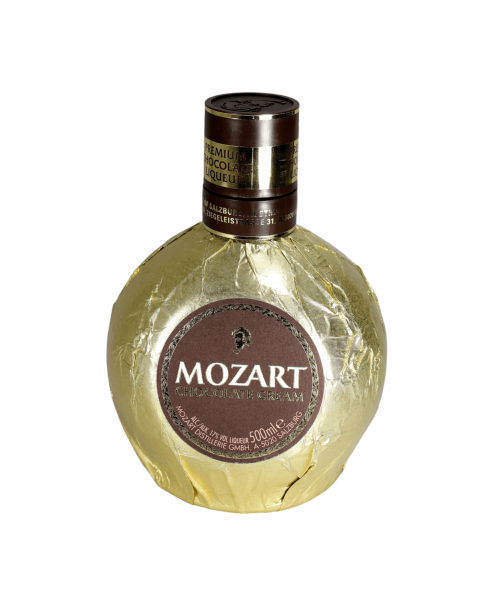 Mozart Chocolate Cream; 17 %vol.; 0,5 Liter