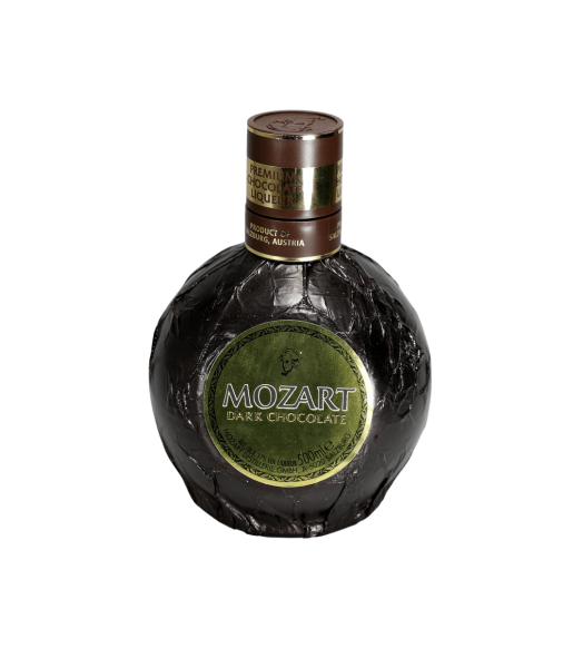 Mozart Dark Chocolate;  17 %vol.; 0,5 Liter
